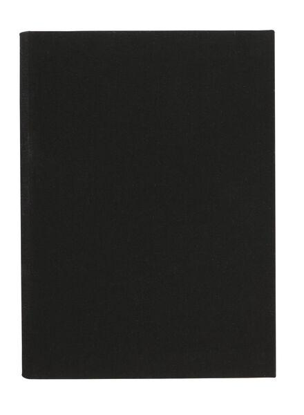 notitieboek A5 gelinieerd - 14160091 - HEMA