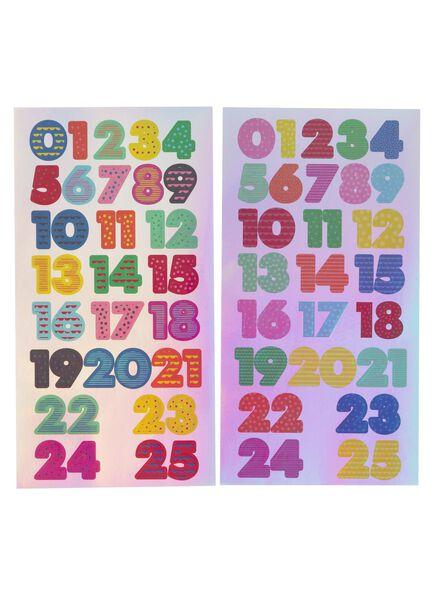 2-pak stickers - 15910116 - HEMA