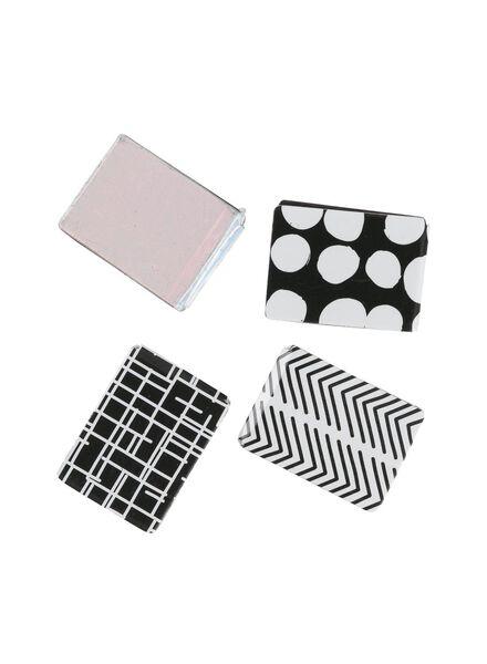 4-pak magnetische boekenleggers - 14880080 - HEMA