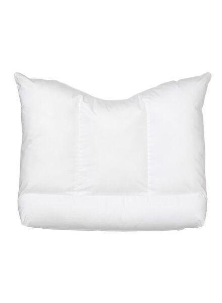 neksteun hoofdkussen - polyester - zacht - rug- en zijslaper - 5500044 - HEMA