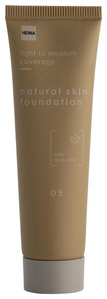 foundation natural skin 05 - 11290325 - HEMA
