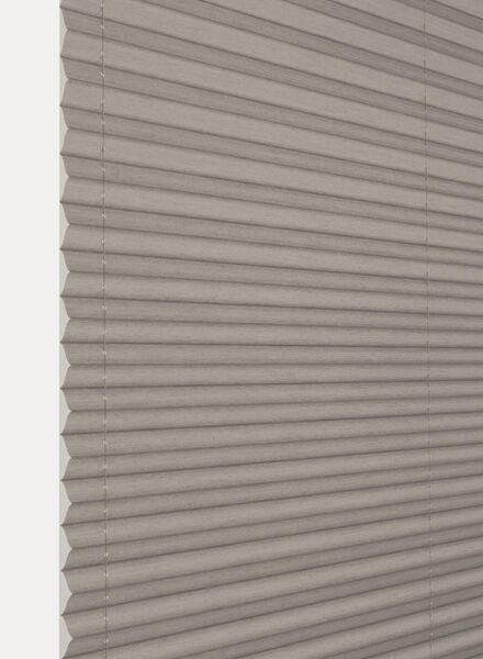 plisségordijn linnen naturel 20 mm - 7430084 - HEMA