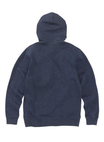 herensweater grijs grijs - 1000012320 - HEMA