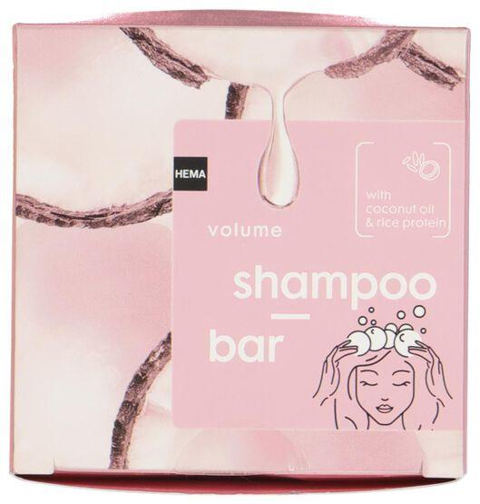 shampoo bar volume 70gram - 11067120 - HEMA