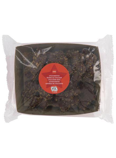 chocolade sterren - 150 gram - 10904068 - HEMA