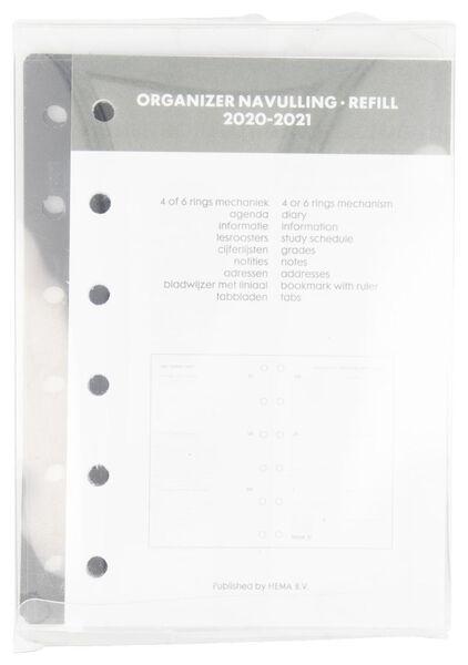 agendavulling klein 2020/2021 - 14500446 - HEMA
