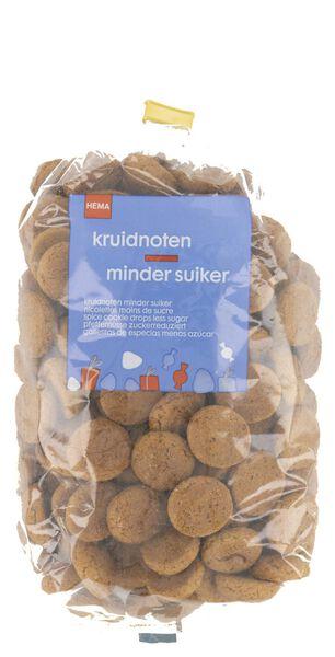 kruidnoten minder suiker 300gram - 10900031 - HEMA