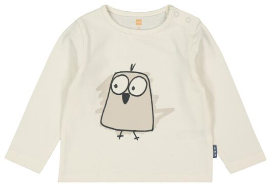 newborn setje t-shirt en broek groen groen - 1000022125 - HEMA