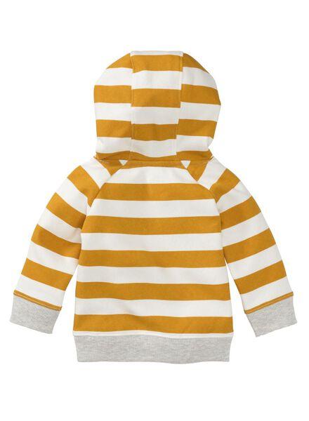 baby sweater okergeel okergeel - 1000008287 - HEMA