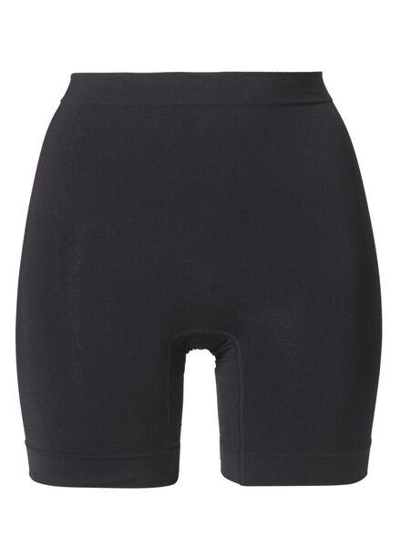 knicker figuurcorrigerend zwart zwart - 1000015029 - HEMA