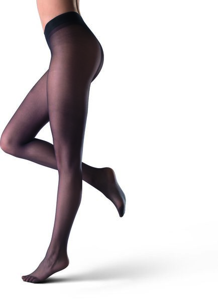 damespanty zwart zwart - 1000012770 - HEMA