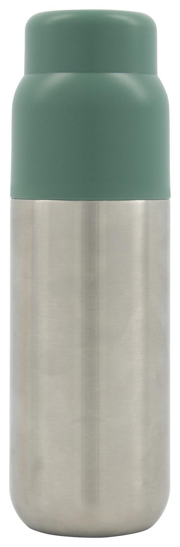 HEMA Isoleerfles 500ml Rvs Groen (groen)