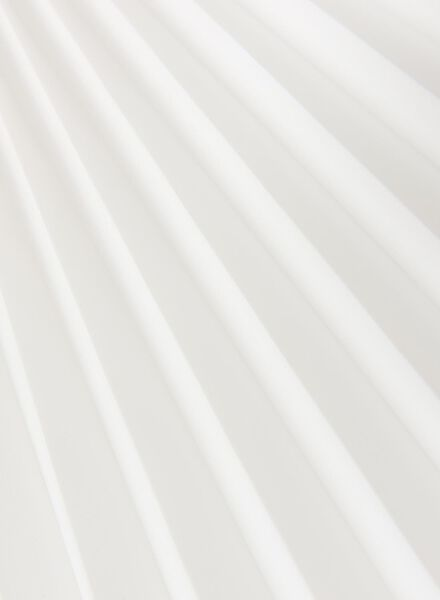 plisségordijn uni lichtdoorlatend 20 mm - 7430022 - HEMA