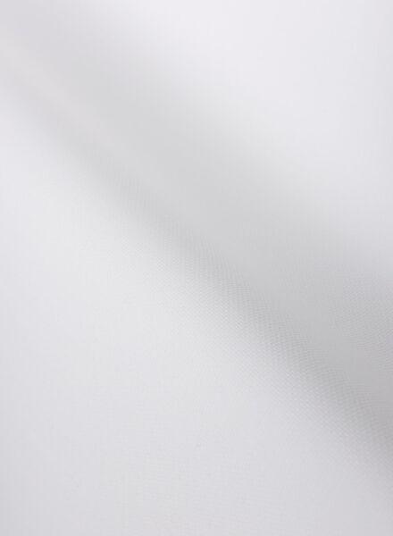 rolgordijn structuur verduisterend/gekleurde achterzijde wit structuur verduisterend/gekleurde achterzijde - 7410365 - HEMA