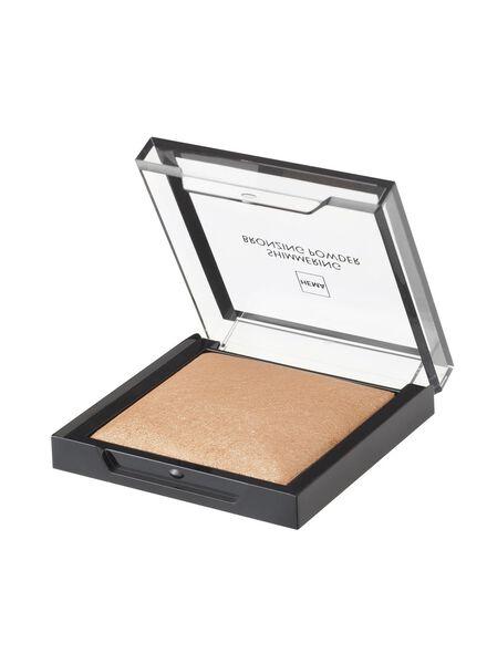 shimmering bronzing powder gold - 11295101 - HEMA