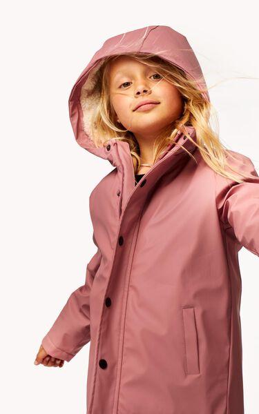 kinderjas roze 134/140 - 30861453 - HEMA