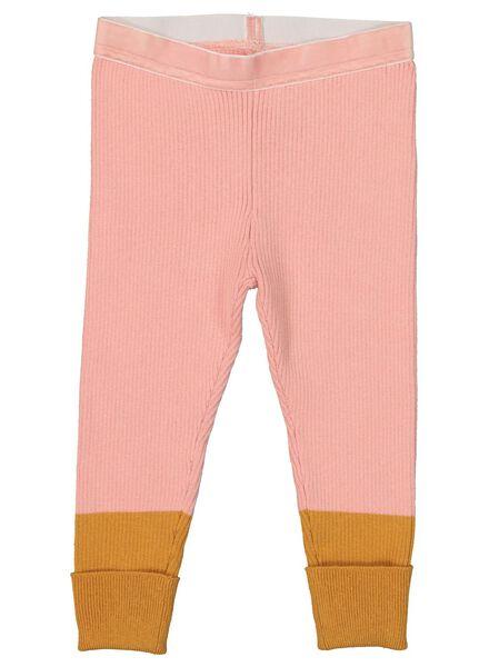babylegging roze roze - 1000016904 - HEMA