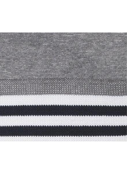 tiener sporttop naadloos grijsmelange grijsmelange - 1000008537 - HEMA