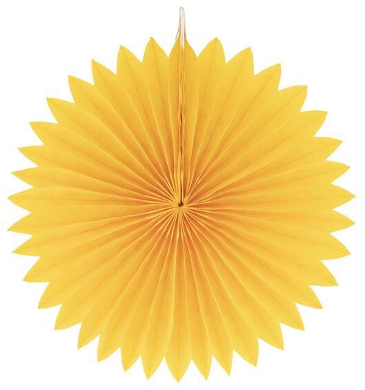 honeycombs waaiers - 4 stuks - 14210149 - HEMA