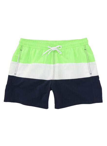 heren zwemshort multicolor multicolor - 1000002623 - HEMA