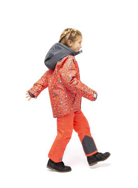 kinder ski-jas multicolor multicolor - 1000017222 - HEMA