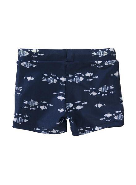 baby zwembroek donkerblauw donkerblauw - 1000004875 - HEMA