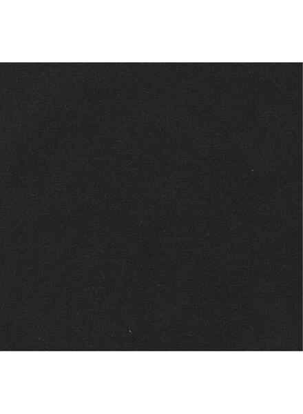 2-pak heren t-shirts zwart zwart - 1000001181 - HEMA