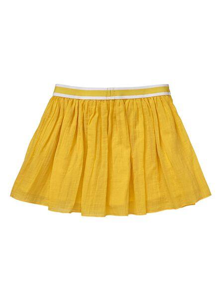 kinderrok geel geel - 1000012617 - HEMA
