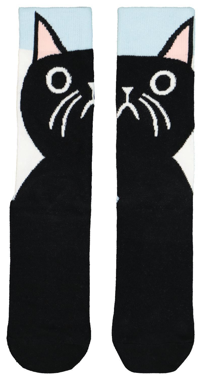 HEMA Sokken - Halloween Kat