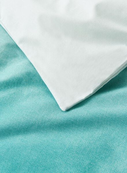 soft cotton dekbedovertrek 140 x 200 cm - 5700156 - HEMA