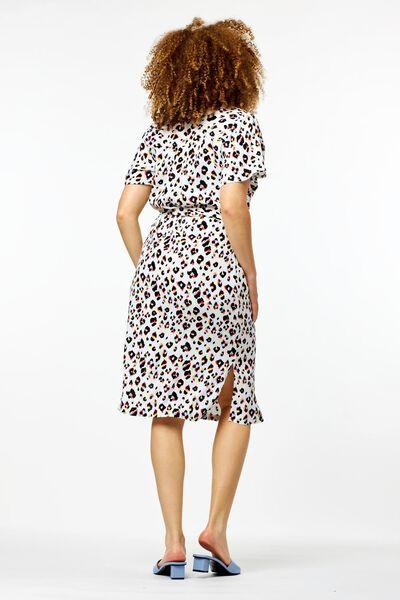 damesjurk luipaard multi - 1000023971 - HEMA