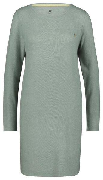 damesnachthemd groen - 1000023349 - HEMA