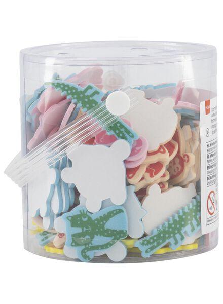 foam stickers dieren - 15920027 - HEMA