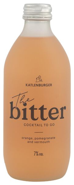 cocktail to go - the bitter - 0.33 L - 17398370 - HEMA