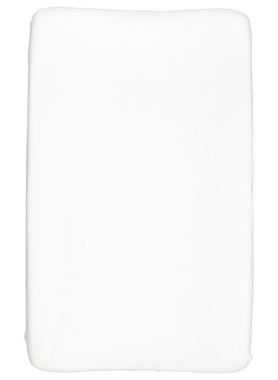 HEMA Aankleedkussenhoes 50x70 Wit (wit)