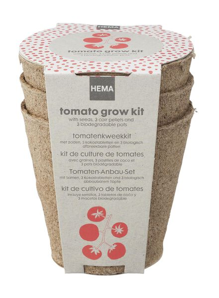 tomaten kweekset - 41330082 - HEMA