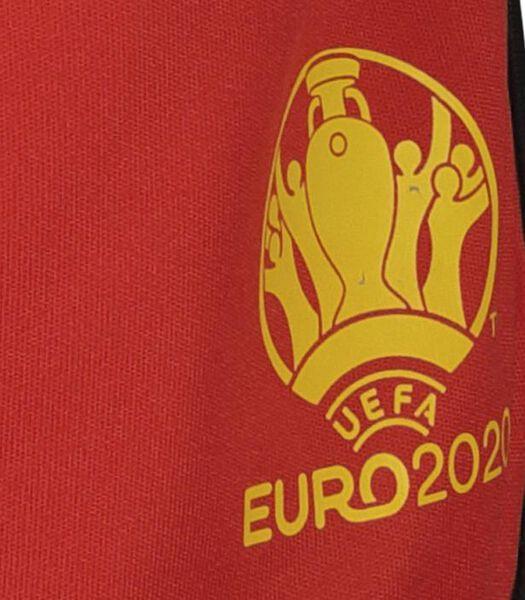 EK voetbal kindershort rood rood - 1000019544 - HEMA