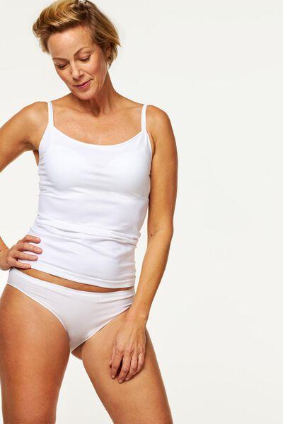 dameshemd wit wit - 1000002265 - HEMA