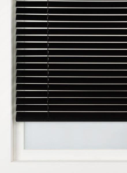 jaloezie hout 50 mm zwart hout 50 mm - 7420059 - HEMA