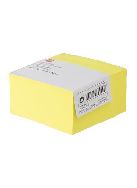 400-pak sticky notes - 14122209 - HEMA
