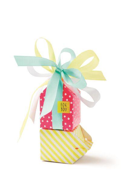 6-pak cadeaudoosjes - 14700075 - HEMA