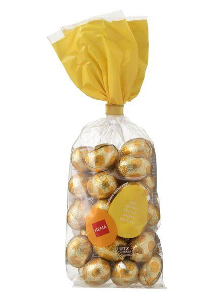 witte chocolade eitjes - 10092002 - HEMA