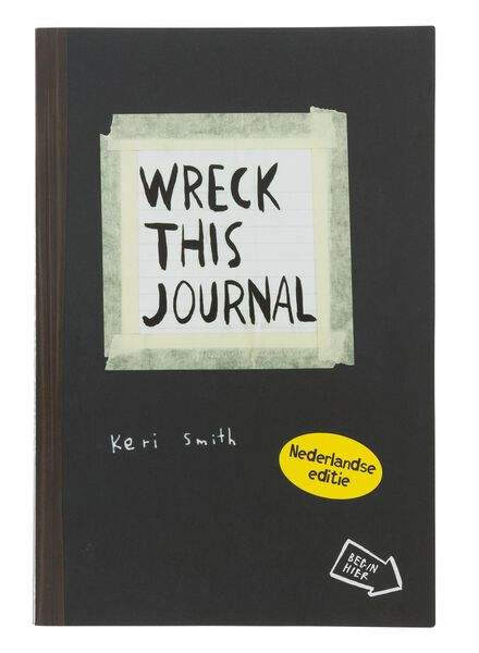 Wreck this journal - 14920205 - HEMA