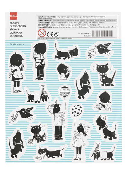 Jip & Janneke stickers - 15140040 - HEMA