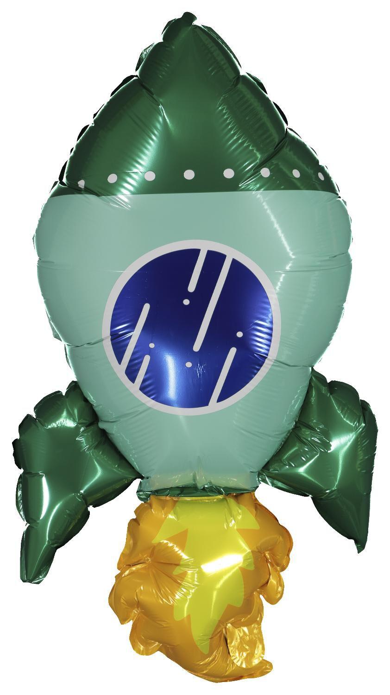 HEMA Folieballon 80 Cm - Ruimteraket