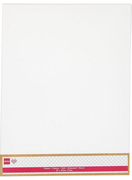 canvas 30 x 40 cm - 15921001 - HEMA
