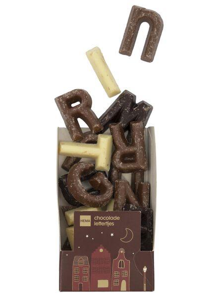 chocolade lettertjes - 10020013 - HEMA