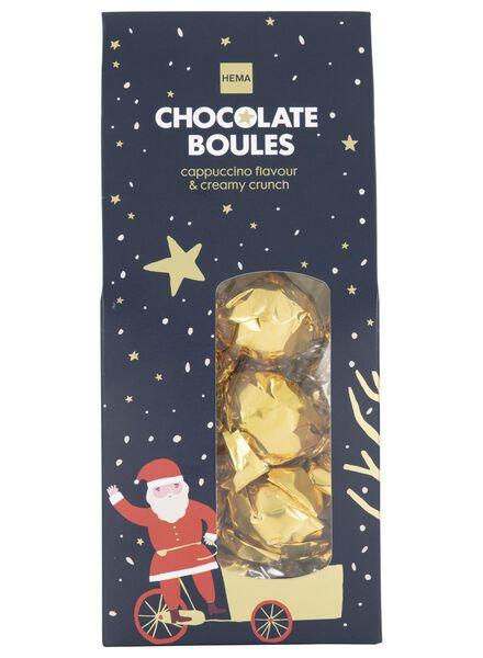 melkchocolade boules - 10040044 - HEMA