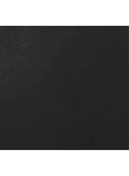 zwangerschapsboxer zwart zwart - 1000009692 - HEMA