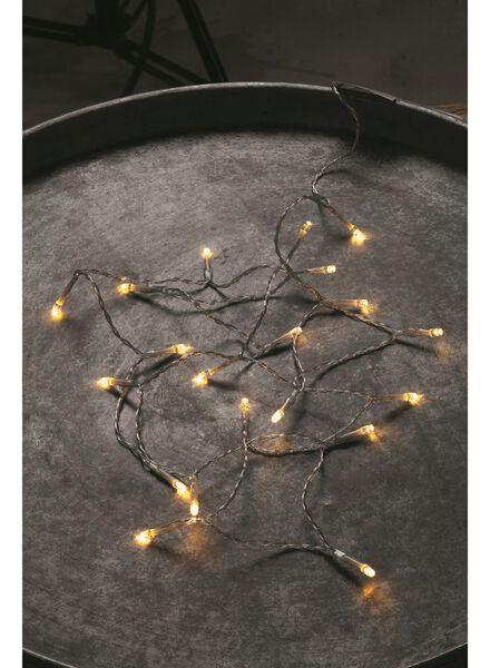 LED kerstverlichting 20 lampjes - 25500106 - HEMA